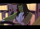 Marvel's Hulk and the Agents of S.M.A.S.H. Of Moles and Men Video Clip