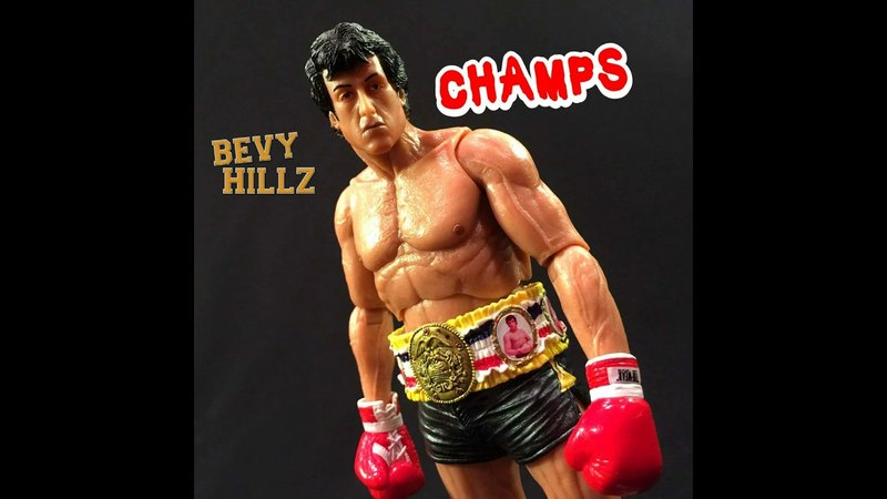 CHAMPS (ROCKY BOA) - BEVY HILLZ (Produced by Carrot Cake)