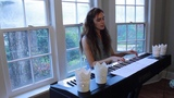 Hello by Adele- (Cover by Sydney Rhame)