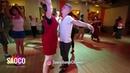 Elena Bryleva and Sergey Vladimirovich Salsa Dancing in Respublika, Saturday 21.07.2018