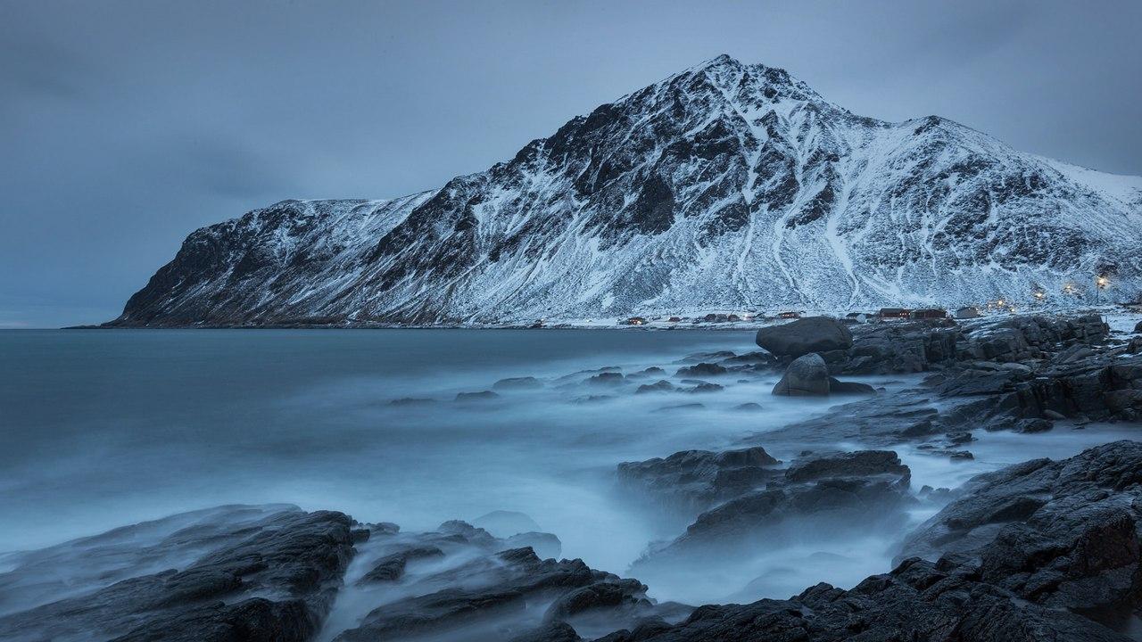 Роскошные пейзажи Норвегии 451rLipI1mc