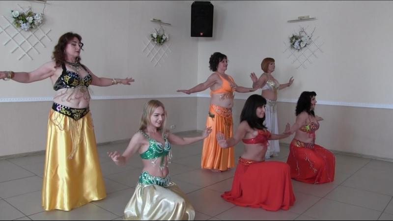 Ирэн. Отчетный концерт. Фитнес-танец