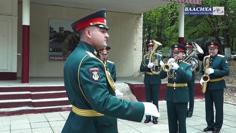 55 лет Батальону Связи в/ч 41467 во Власихе