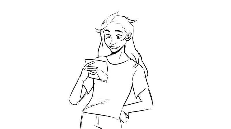 Dear Sally Fisher SINCERELY ME Sally Face Animatic