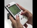 Противоударный чехол со встроенным тетрисом для iphone