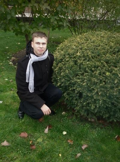Виталий Гнётов, 19 сентября 1994, Гомель, id95523609