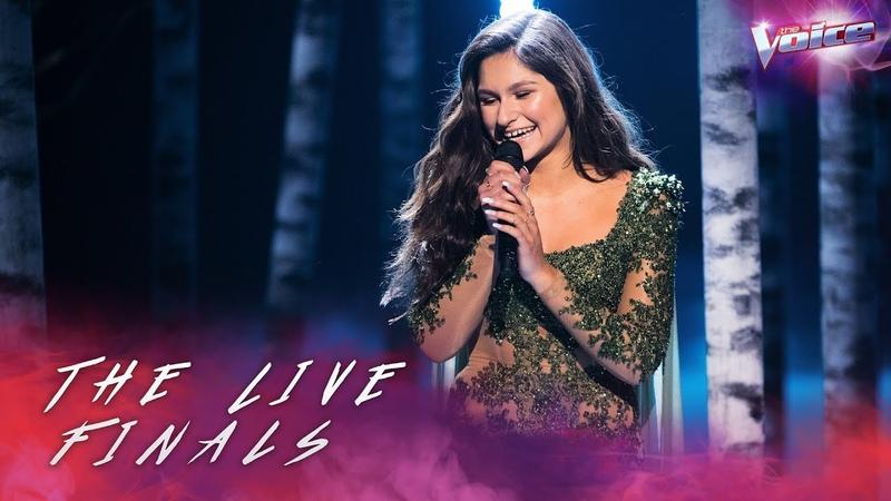 Шоу «Голос» Австралия 2018. - Белла Пейдж с песней «Совсем одна». — The Voice Australia 2018. - Bella Paige sings All By Myself (оригинал Celine Dion)