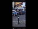 Gestern in Kreuzberg Polizisten werden von Olaf von Czapiewski HD