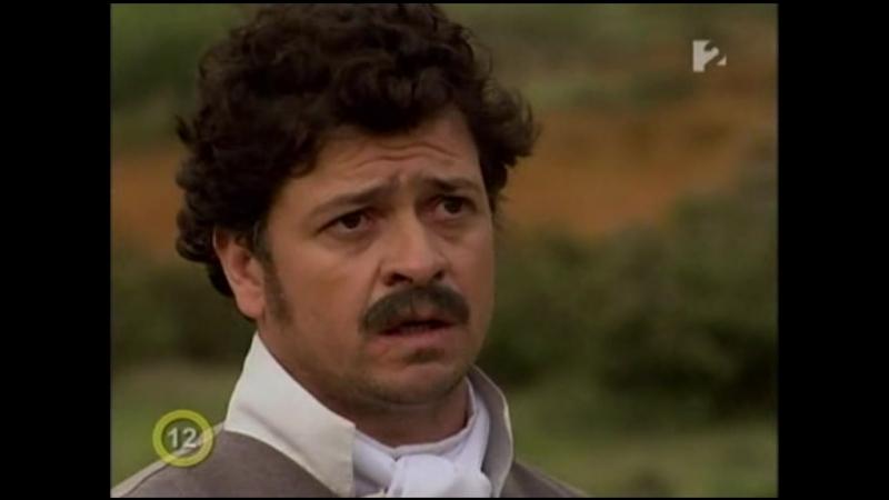 Зорро Шпага и роза_Zorro La Espada y La Rosa (2007) 13 серия