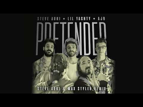 Steve Aoki - Pretender feat. Lil Yachty AJR (Steve Aoki Max Styler Remix) [Ultra Music]