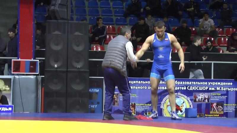 Уришев Анзор (КБР) - Курбанов Магомед (Дагестан)