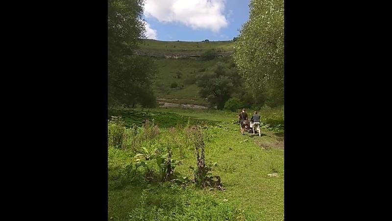 Вчера ездили в район Замка Коварства и Любви уже не первый раз там гуляем Так как вчера было воскресенье были туристы и экск