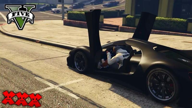 XXXTENTACION La Scene de Mort De XXXTentacion Recréé sur GTA V : (