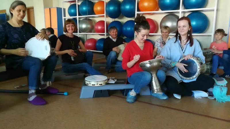 Мастер-класс по барабанам дарбука джембе Челябинск