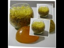 Соль. Набор для ванны Мандарин . Bath salt. Tangerine bath set.