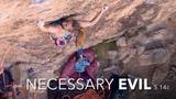 Michaela Kiersch First Female Ascent Necessary Evil 5.14c