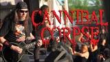 Cannibal Corpse Scourge of Iron Montebello Rockfest '18