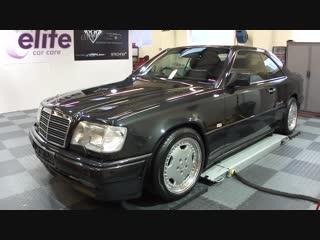 Gemclean Detailing-320 Hour Restoration Detail-Mercedes E36 AMG