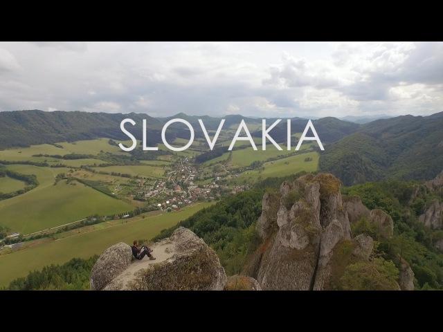 SLOVAKIA IS BEAUTIFUL