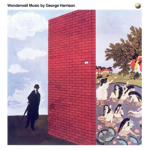 George Harrison альбом Wonderwall Music (Remastered)