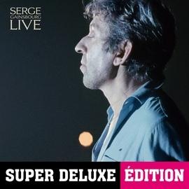 Serge Gainsbourg альбом Casino de Paris 1985