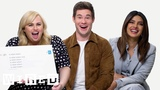 Priyanka Chopra, Rebel Wilson &amp Adam Devine Answer the Web's Most Searched Questions WIRED