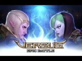 VERSUS Epic Battle android game first look gameplay