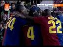 Racing Santander Barcelona 1 2 Messi SCORES Goal NR 5000