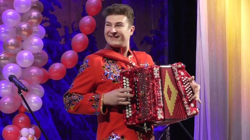 Святослав Шершуков Гармонист виртуоз