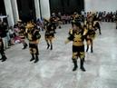 Baile de bienvenida a los hermanos delegados de Colombia 2009
