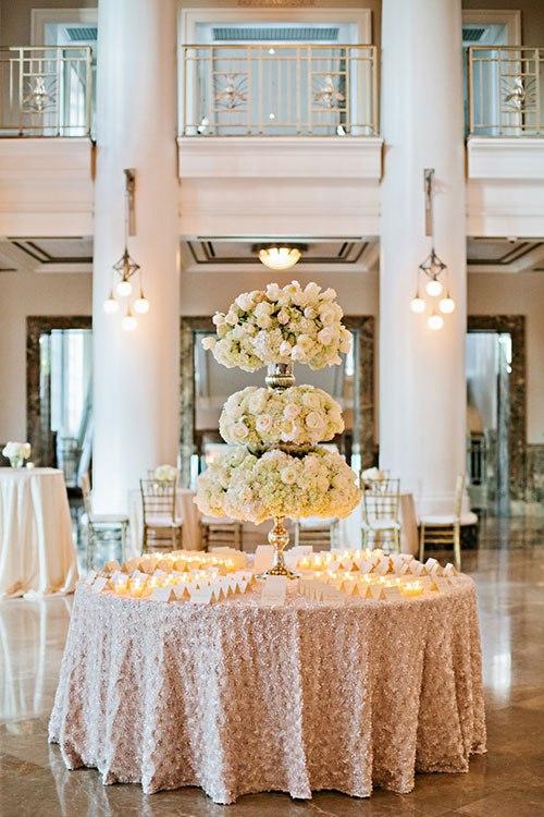 ZygmKr MdHM - Изумительная свадьба в стиле Гламур (25 фото)
