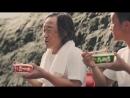 Японская Реклама Maruchan Лапша Akai Kitsune to Midori no Tanuki