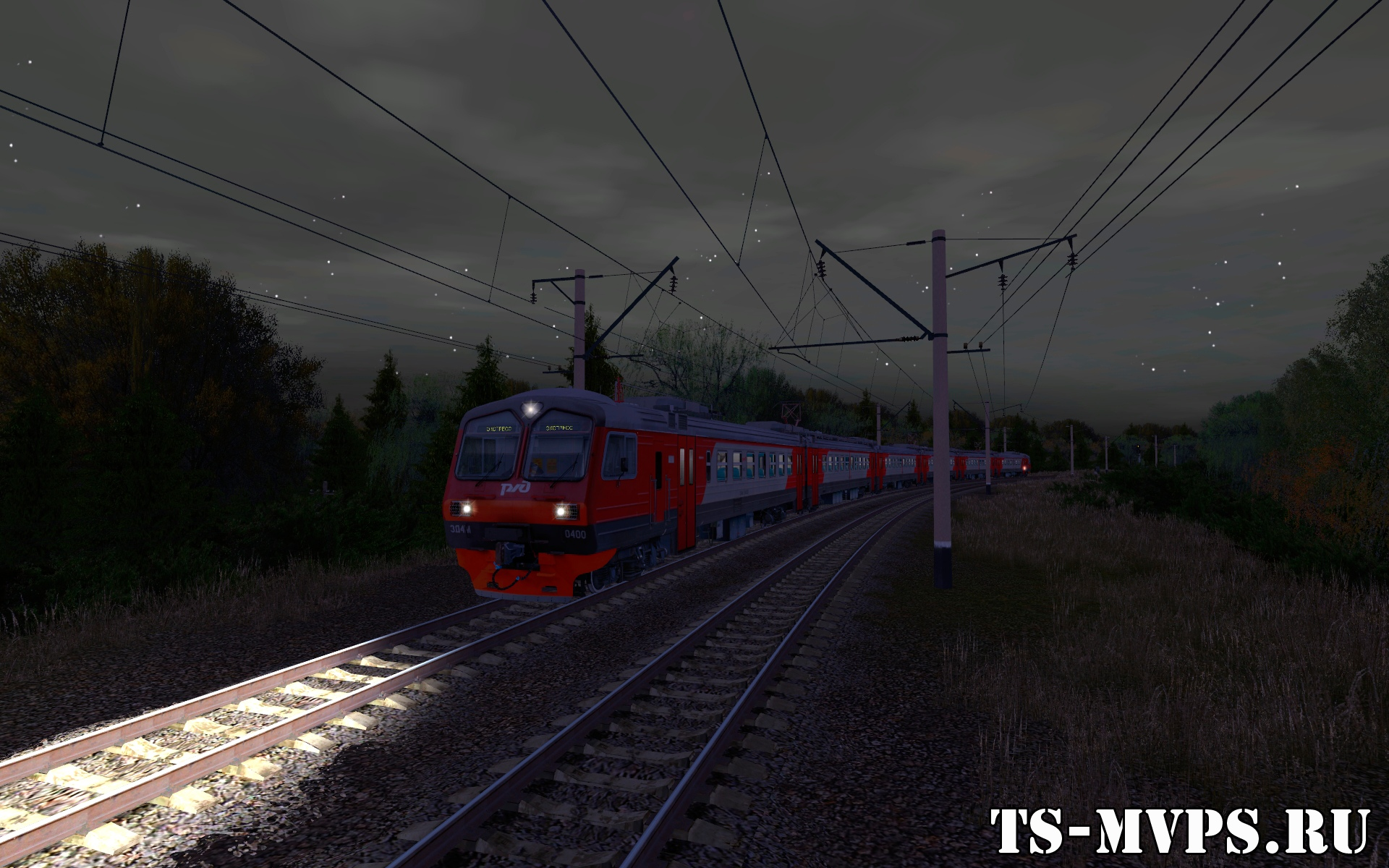 TRS: ЭД4М - 0400