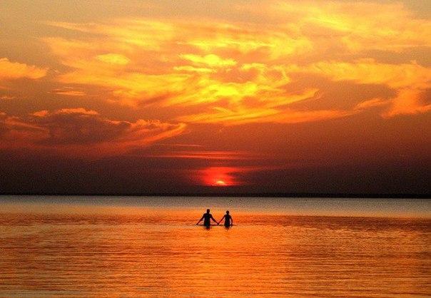 Теперь я знаю, что любовь — как море: порой спокойное, порой бурное. Она бывает грозной, бывает прекрасной, таит в себе смерть и дарует жизнь. Но она никогда не бывает постоянной, все время меняется. И остается неповторимой лишь на один краткий миг в глаз