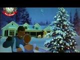 Футажи - Новогодние ёлки