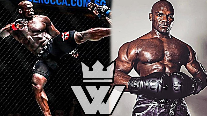 Mixed Martial Arts Fighter - Mr. Fastest Knockout (Alain Ngalani)