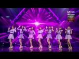 160616 Lovelyz - Destiny @ M!Countdown