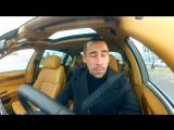 BMW 760 Li- Тест-драйв в программе Москва рулит.