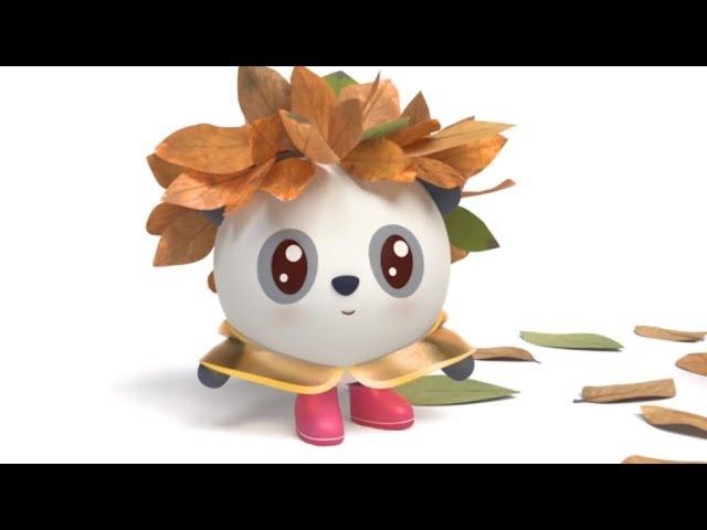 Малышарики - Принцесса - серия 92 - обучающие мультфильмы для малышей 0-4 - про машин...