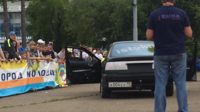 ЕММА Железногорск 2016, XlX Чемпионат России по автозвуку и тюнингу ESQL 1