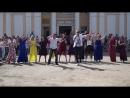 родители выпускников 9 кл. флэшмоб п. Буланаш