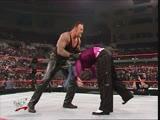 Undertaker Vs Jeff Hardy - Hardcore Championship - Hardcore Match - RAW 17.12.2001