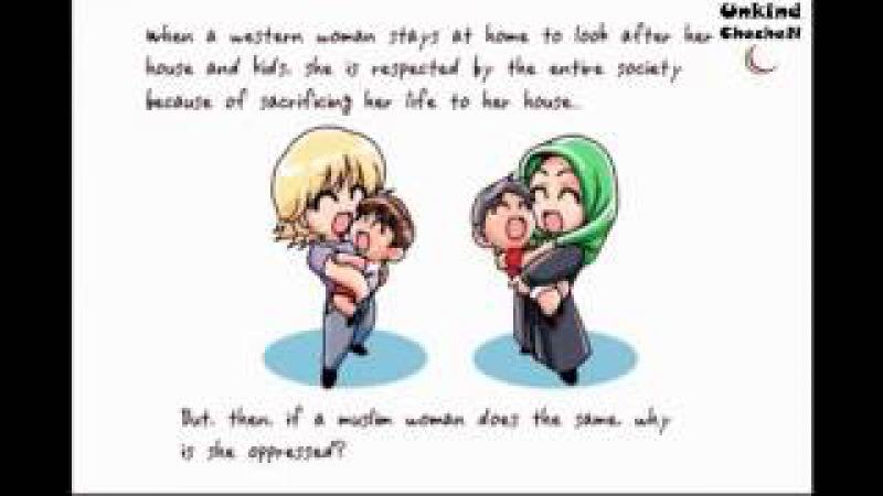 Почему не любят мусульман ?