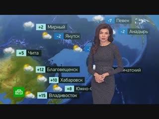 Утренний прогноз погоды на 22 октября