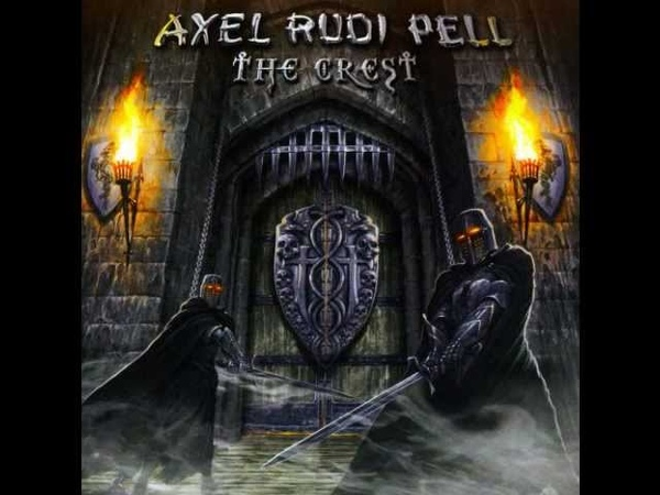 AXEL RUDI PELL Dark Waves Of The Sea (Oceans Of Time Pt. II The Dark Side)