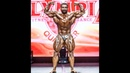 Hadi Choopan Winner of ifbb pro league portugal 212