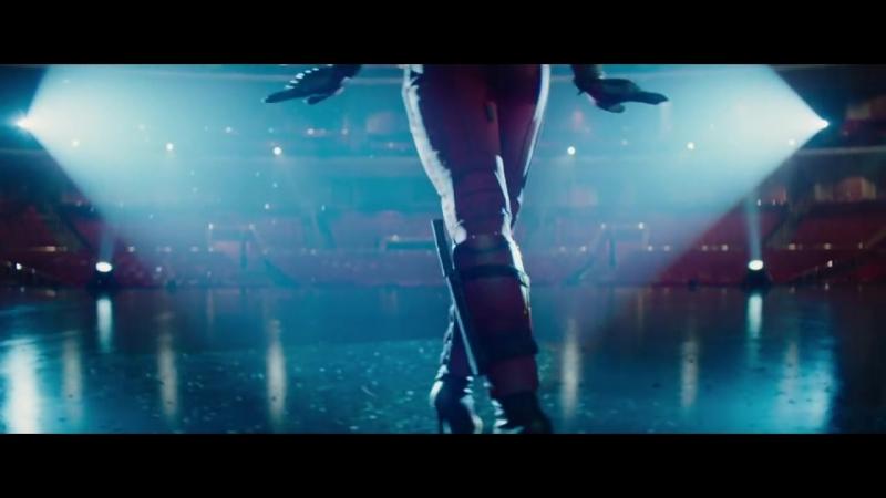 Дэдпул эротично станцевал на каблуках в клипе Селин Дион