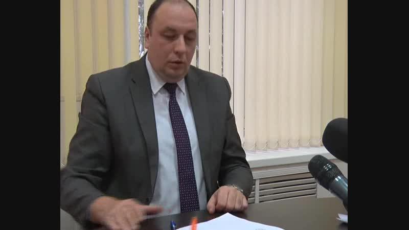 Глава г. Ржева Вадим Родивилов о скульпторе Бурове
