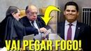 URGENTE DESARQUIVAMENTO DA CPI LAVA TOGA DO STF PROVA DE FOGO PARA DAVI ALCOLUMBRE