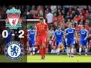 Liverpool vs Chelsea 0 - 2 - Premier League (Flashback) 27 April 2014